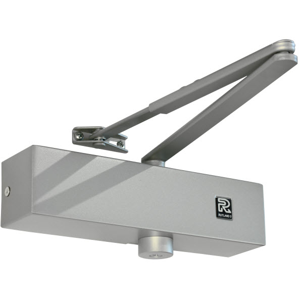 Retrofit door closer
