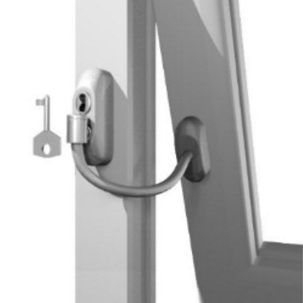 Cable Window Restrictor