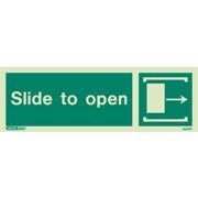 Slide To Open 4303