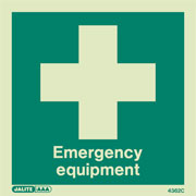 Emergency Equipment 4362