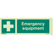 Wall Mount Emergency Equipment 4362FS