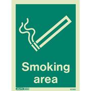 Smoking Area 4363