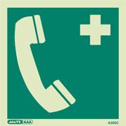 First Aid Telephone 4392