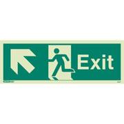 Exit Up Left 444
