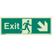 Exit Down Right 448