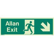 Allan Down Right 469