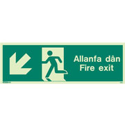 Allanfa Dan Down Left 490