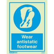 Wear Antistatic Footwear 5090