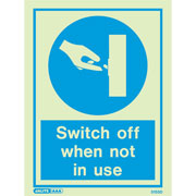 Switch Off 5155