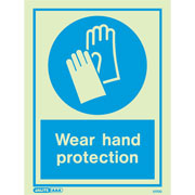 Wear Hand Protection 5170