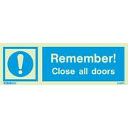 Close Doors 5487