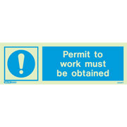 Permit To Work 5554