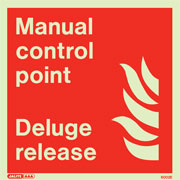 Manual Control Point Deluge Release 6002