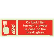 Os Bydd Tan Torrwch Y Gwydr 6391