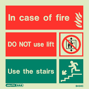 Do not use lift 6434