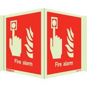 Panoramic Fire Alarm 6450
