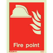 Fire Point Marker 6459