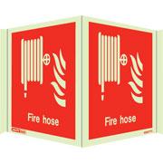 Panoramic Fire Hose 6495
