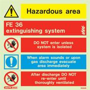 FE 36 Extinguishing System 6524