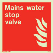 Mains Water Stop Valve 6597