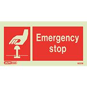 Emergency Stop 6611