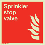 Sprinkler Stop Valve 6615