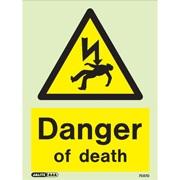 Danger Of Death 7587