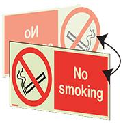 Hanging No Smoking 8067DS