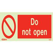 Do Not Open 8092