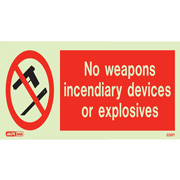 No Weapons 8316