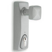 External knob access device
