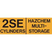 Hazchem Cylinders Multi Storage 2SE HAZCYLMS2SE