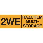 Hazchem Multi Storage 2WE HAZMS2WE