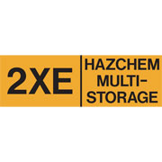 Hazchem Multi Storage 2XE HAZMS2XE