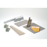 Fire Protection Pack For Hinges And Lock