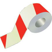 Red Shine and Glow Tape SG0504