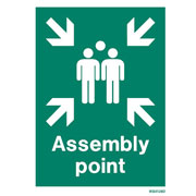 White Assembly Point WX4128