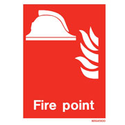 White Fire Point WX6459
