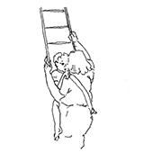Child Ladder Safety Harness