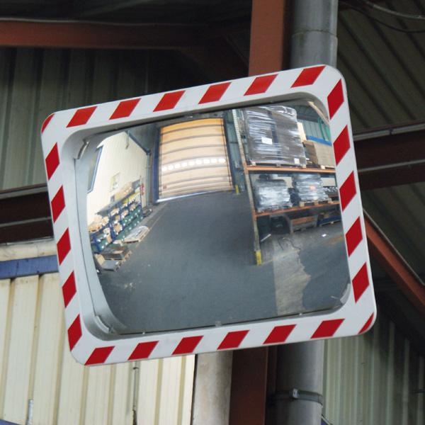 Industrial Safety Site Mirror