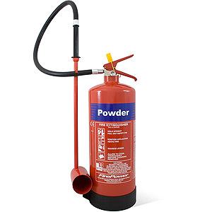 9kg L2 fire extinguisher