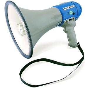Hi-spec megaphone 25W