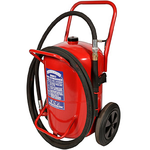 45kg monnex powder extinguisher