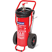 25kg powder fire extinguisher