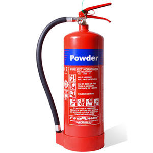 6kg powder fire extinguisher