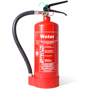 3 litre water additive fire extinguisher