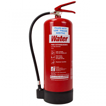 9ltr Water Extinguisher With Antifreeze