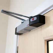 Sound-Activated Digital Door Closer