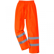 Hi-Vis Orange Overtrousers