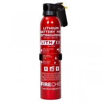 Lith-Ex 500ml Fire Extinguisher